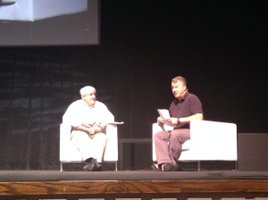 Ron Conway  from SV Angel w/ Paul Graham